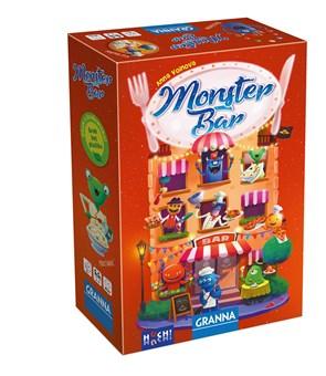 Monster Bar - gra planszowa