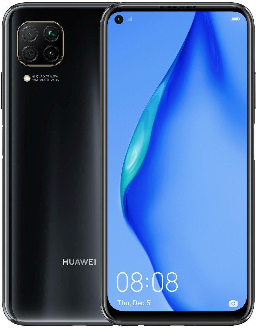Smartfon HUAWEI P40 Lite 6/128GB Czarny Media Expert