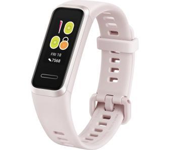 Opaska sportowa smartband Huawei Band 4 (różowy)