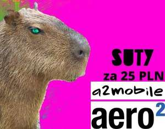 Nowa oferta Aero2 (A2mobile) nolimit Suty25 Obfity19 i Zacny8