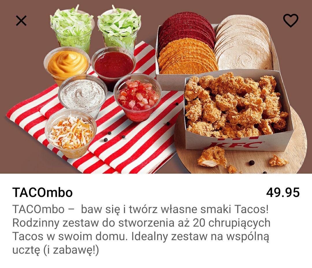 KFC TACOmbo