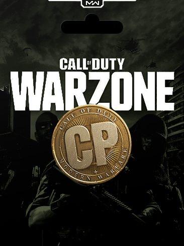 1100CP w Call Of Duty Warzone/MW dla użytkowników PS PLUS
