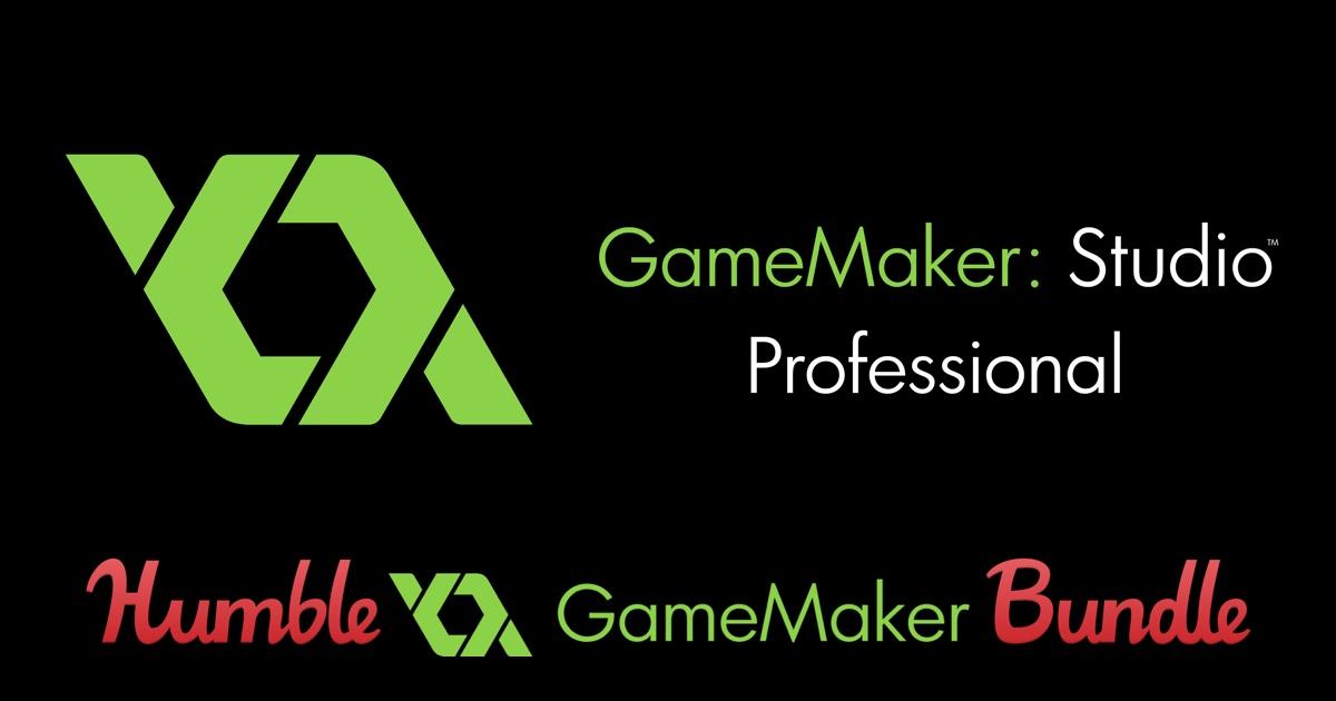 Humble Gamemaker Bundle - bundle dla kreatywnych