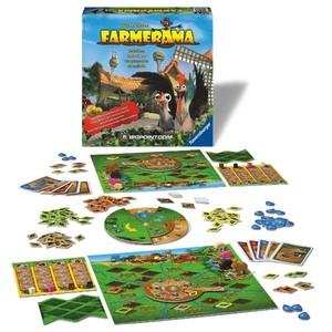 Farmerama - gra planszowa