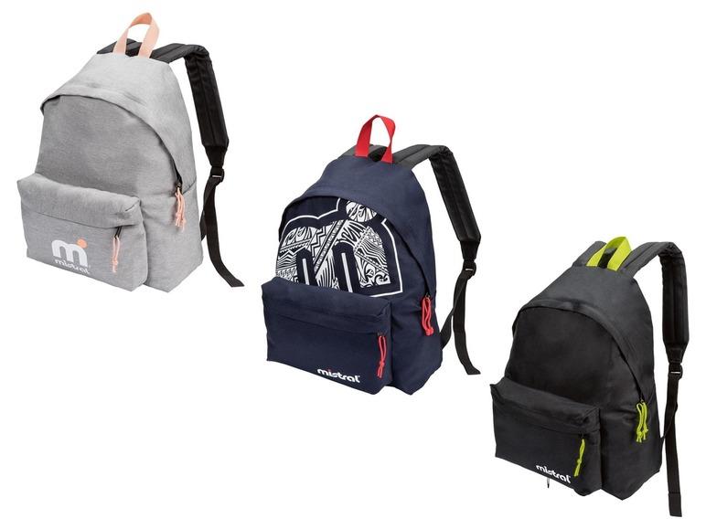 Plecak Mistral, 3 kolory w Lidlu