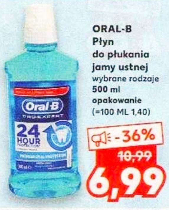 Płyn Oral-B 500ml w Kauflandzie