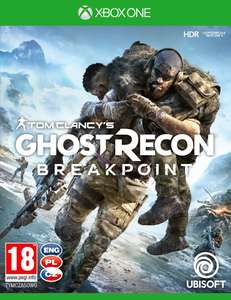 Tom Clancy's Ghost Recon: Breakpoint @ XBOX ONE/PS4