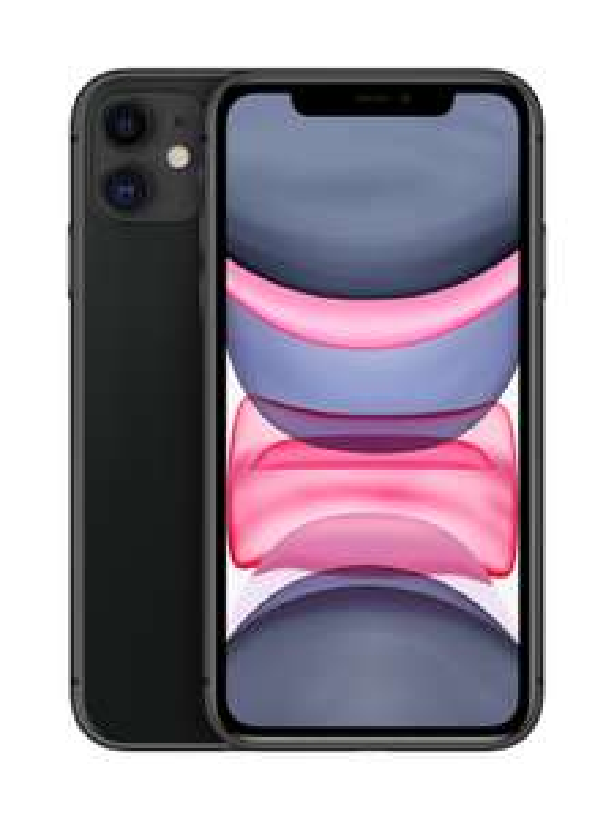 Czarny Apple iPhone 11 64GB (autoryzowany sprzedawca)