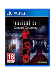 Resident Evil Origins Collection @ PS4