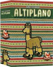 Altiplano | gra planszowa | 89zł + przesyłka | Aleplanszówki