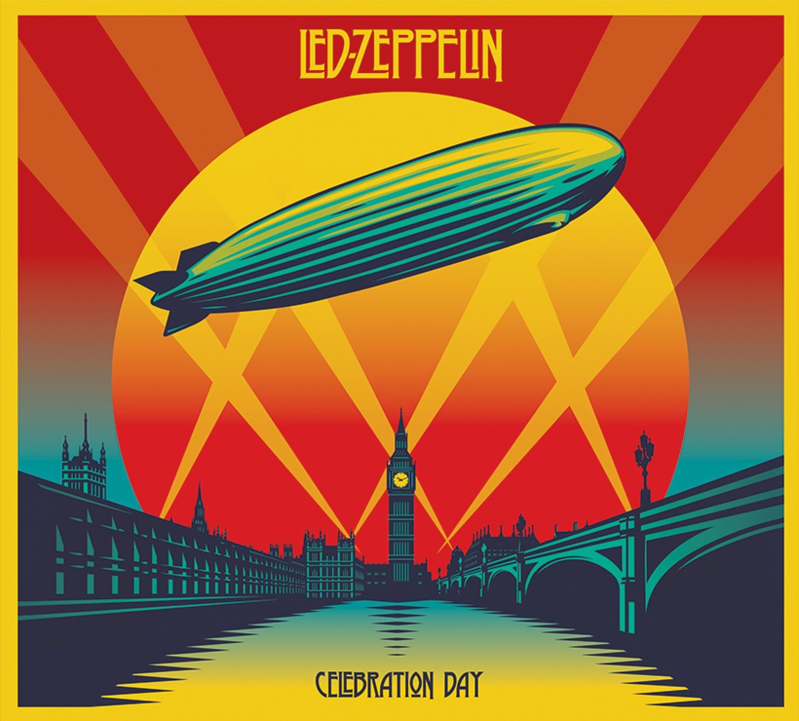 "Koncert Led Zeppelin ""Celebration Day"" za darmo na YouTube"