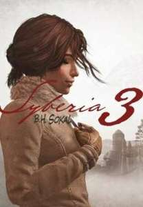 Syberia 3 (PC) Steam za 6,59zł