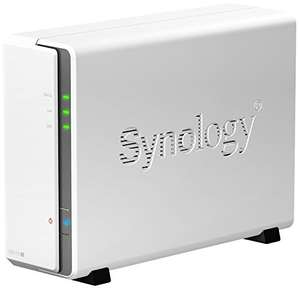 Jednozatokowy NAS 3TB Synology DiskStation DS115j @Amazon.de