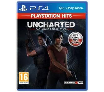Uncharted: Zaginione Dziedzictwo PS4 w RTV euro AGD