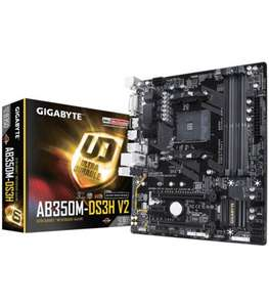 Gigabyte AB350M-DS3H V2 po upgrade do F40 (Ryzen 3xxx)