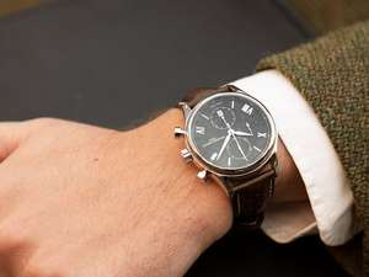 Zegarek z chronografem Frederique Constant