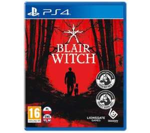 Blair Witch na PS4 @Euro