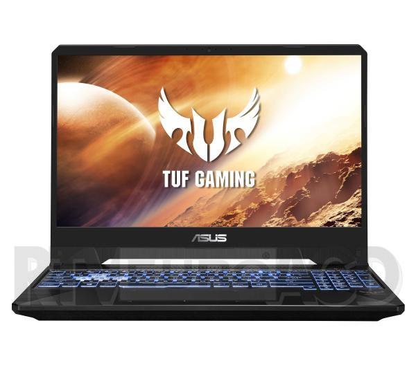 ASUS TUF Gaming - tylko 10 sztuk (15,6 cala, IPS, 120 Hz, AMD Ryzen 7 3750H, 16 GB RAM, RTX 2060, 512 GB SSD)