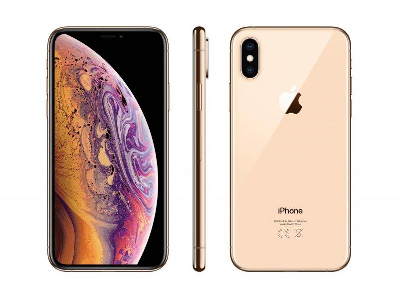 Smartfon Apple iPhone Xs 512GB Gold