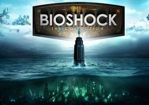 Bioshock - The Collection EU Steam CD Key Steam