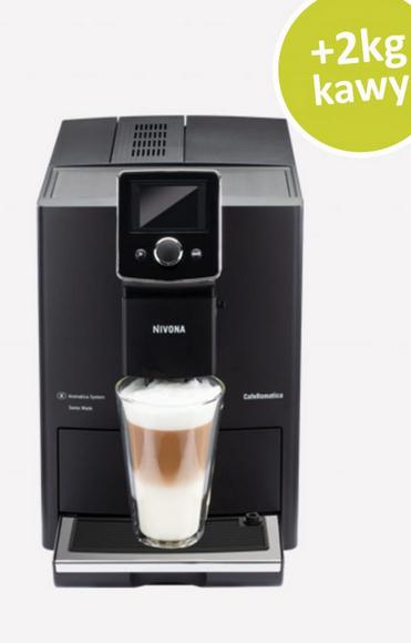 Ekspres Nivona Cafe Romatica 820 + 2 kg kawy gratis