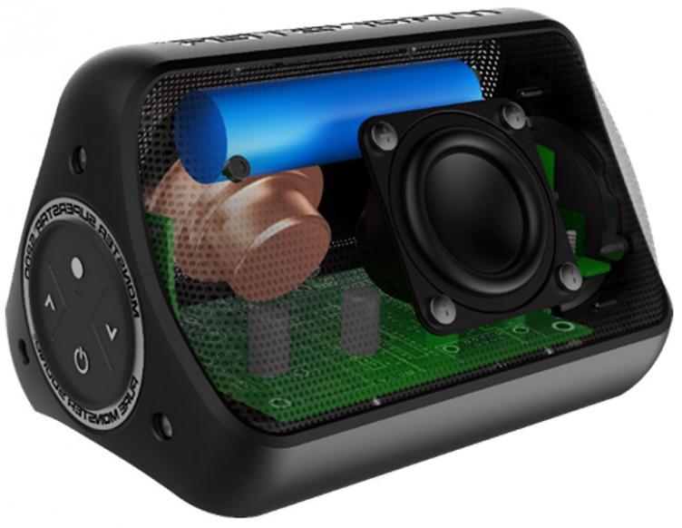 Głośnik Bezprzewodowy/Bluetooth Monster S100/S200/S300 Amazon fr