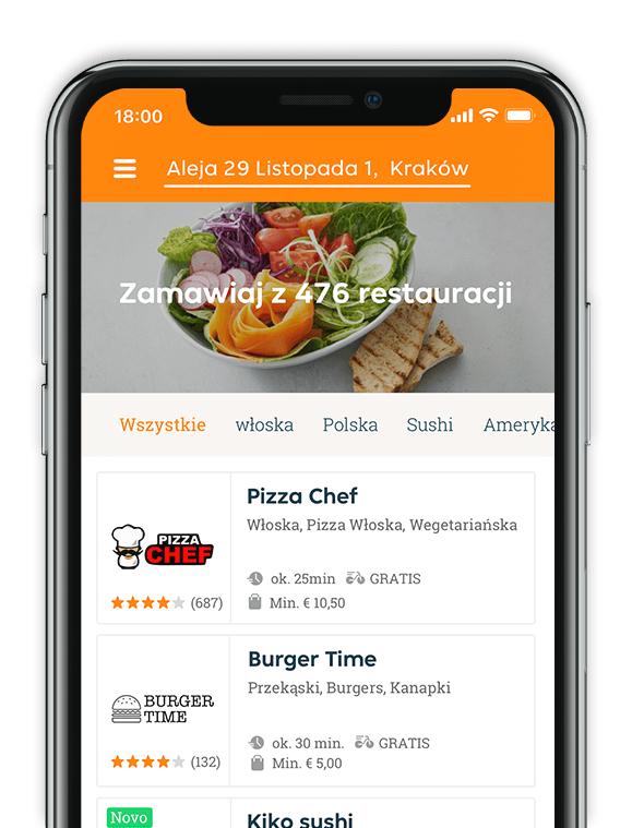 3x8zł Pyszne.pl Kod Sprawdź swój email