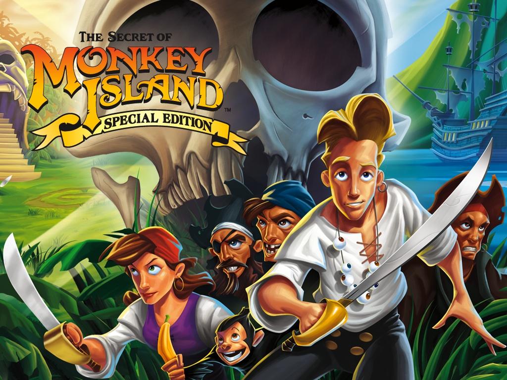 Monkey Island 1 + 2 (PC) - Dwie części gry za 4,89 - Steam