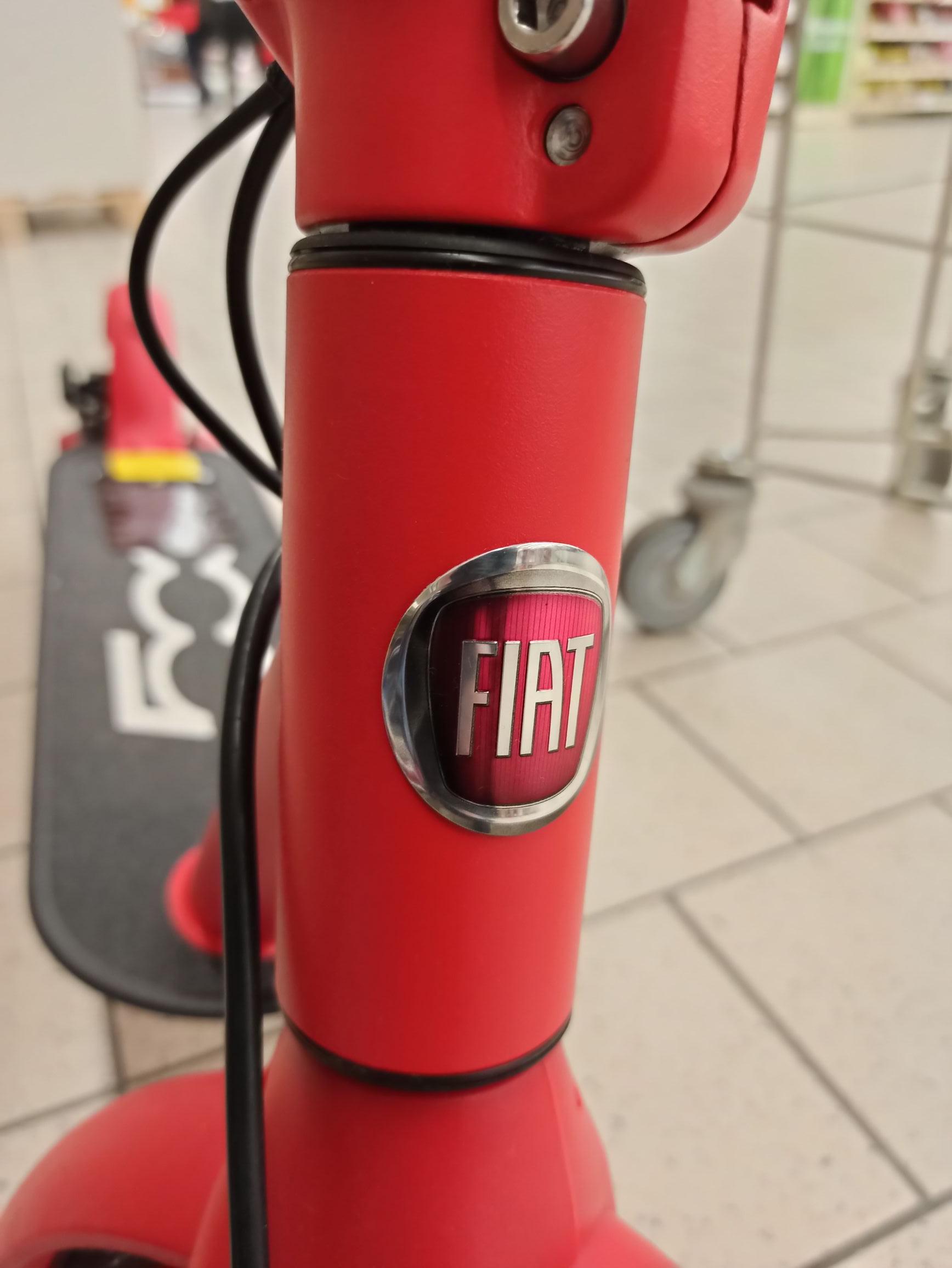 Hulajnoga elektryczna Fiat 500