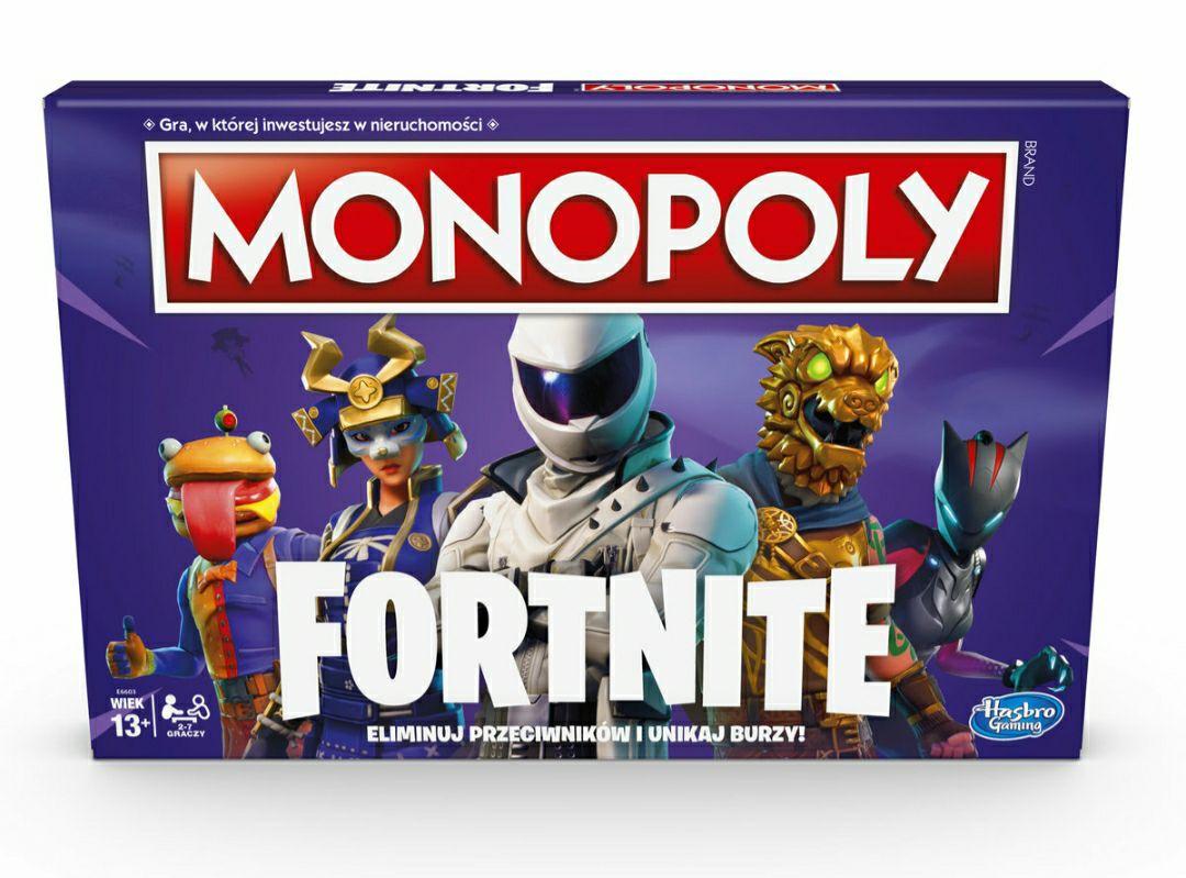 Monopoly wersja Fortnite!