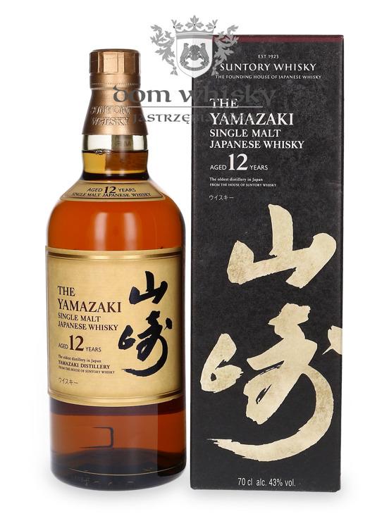 Yamazaki - japońska whisky 12-letnia