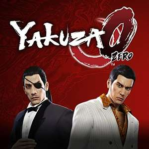 Yakuza 0 tanio na PC (Steam)