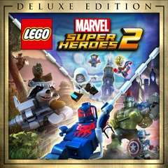 Lego Super Heroes 2 Edycja Deluxe PS4 @PSStore USA ($21.69, PS+ $8,39 - 34zł!!!)