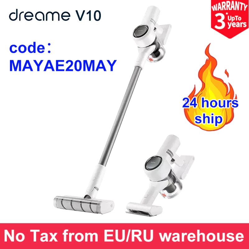 Odkurzacz Dreame V10 z darmową wysyłką z EU 230.99€