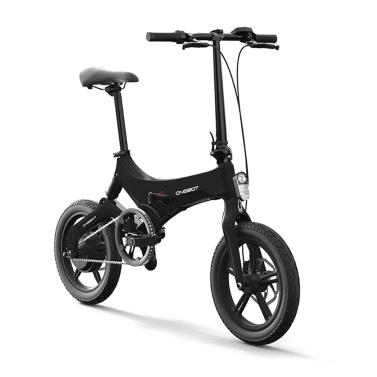 Elektryczny składany rower Onebot S6 z Niemiec