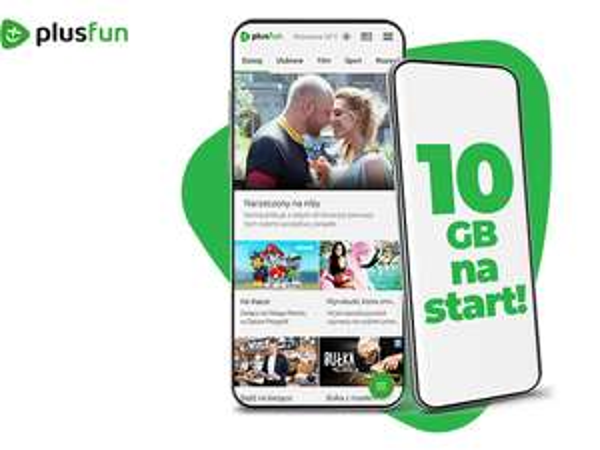 Pobierz aplikację Plus Fun i aktywuj darmowe 10 GB - Abonament- Plus Na Kartę - Plush - MIX
