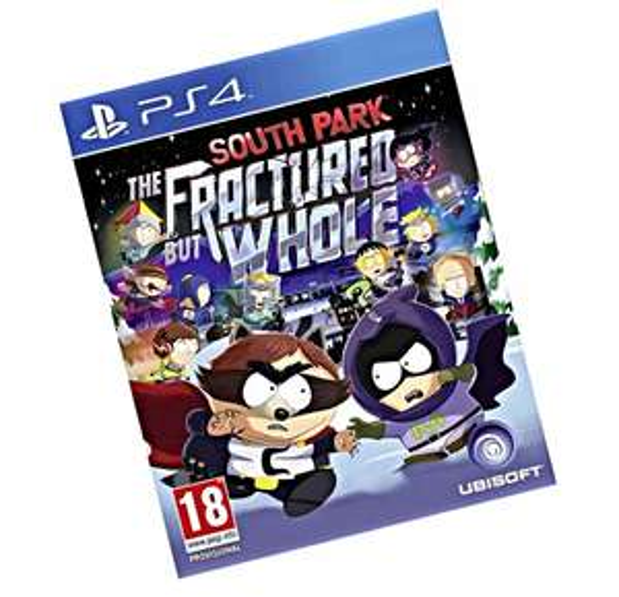 South Park: The Fractured but Whole PS4 (francuska okładka)