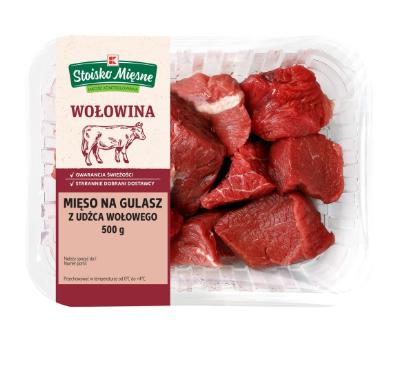 K-STOISKO MIĘSNE Mięso na gulasz