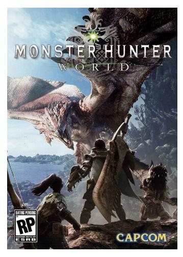 Gra Monster Hunter World PC (kod aktywacyjny)