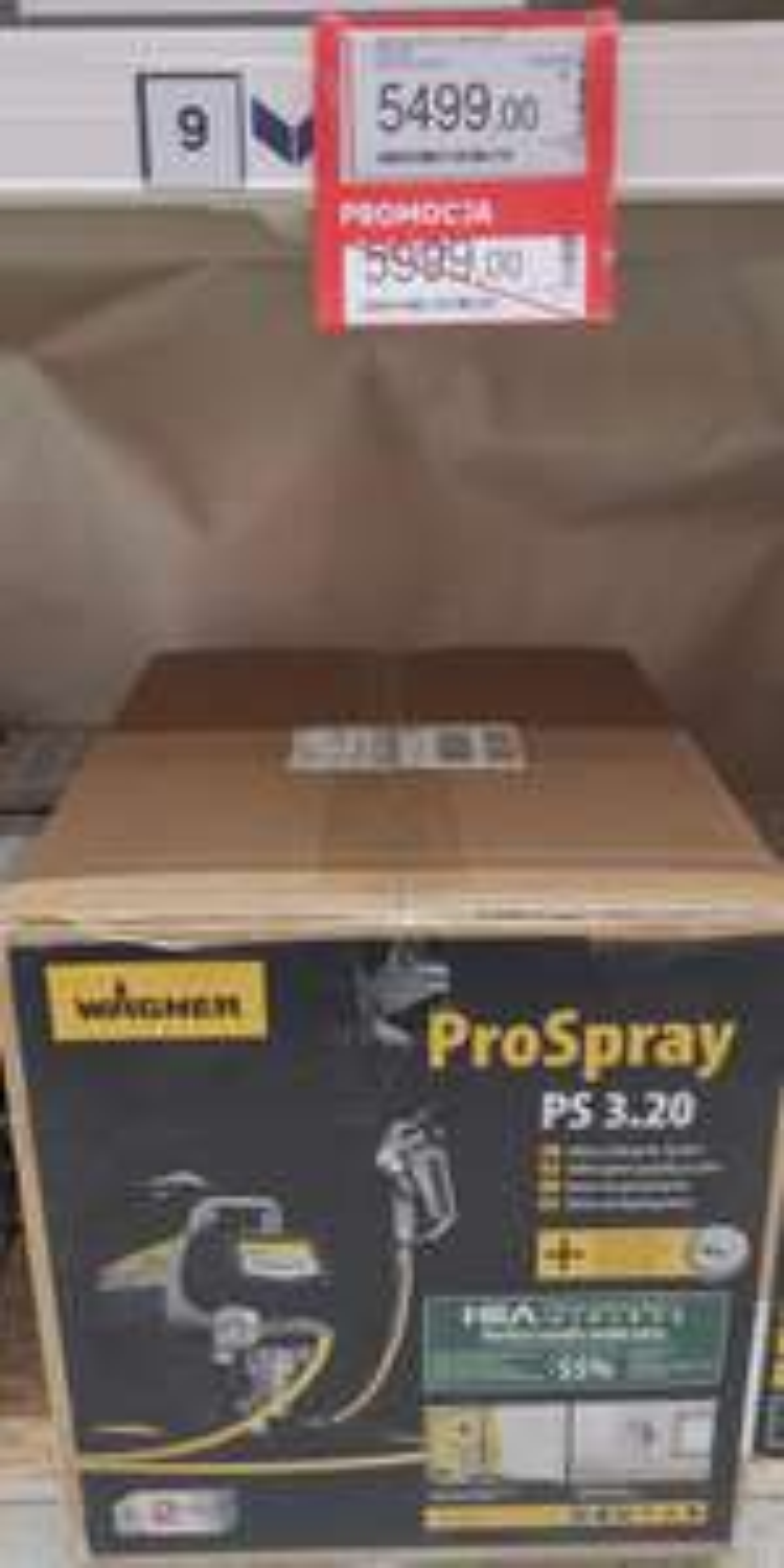 Wagner agregat malarski PS3.20