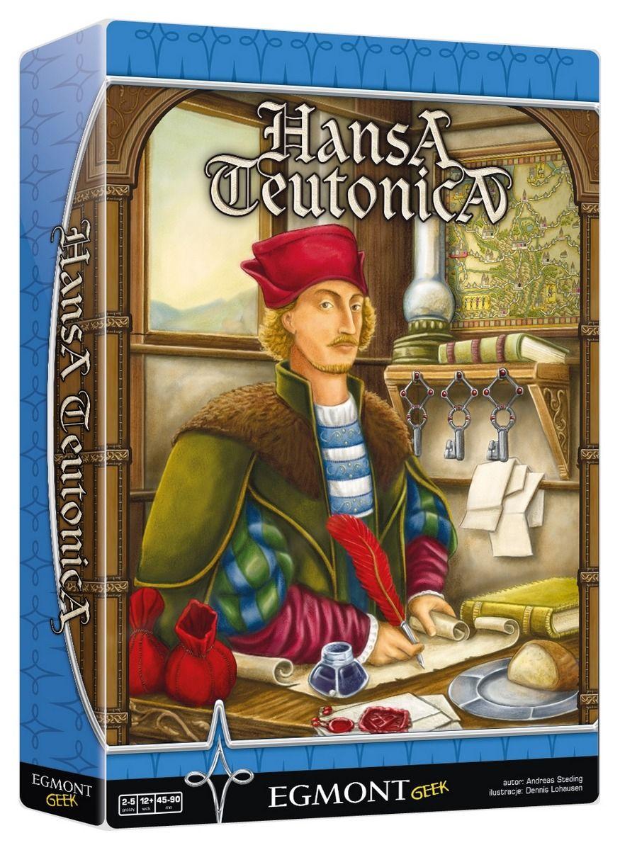 Hansa Teutonica - gra planszowa