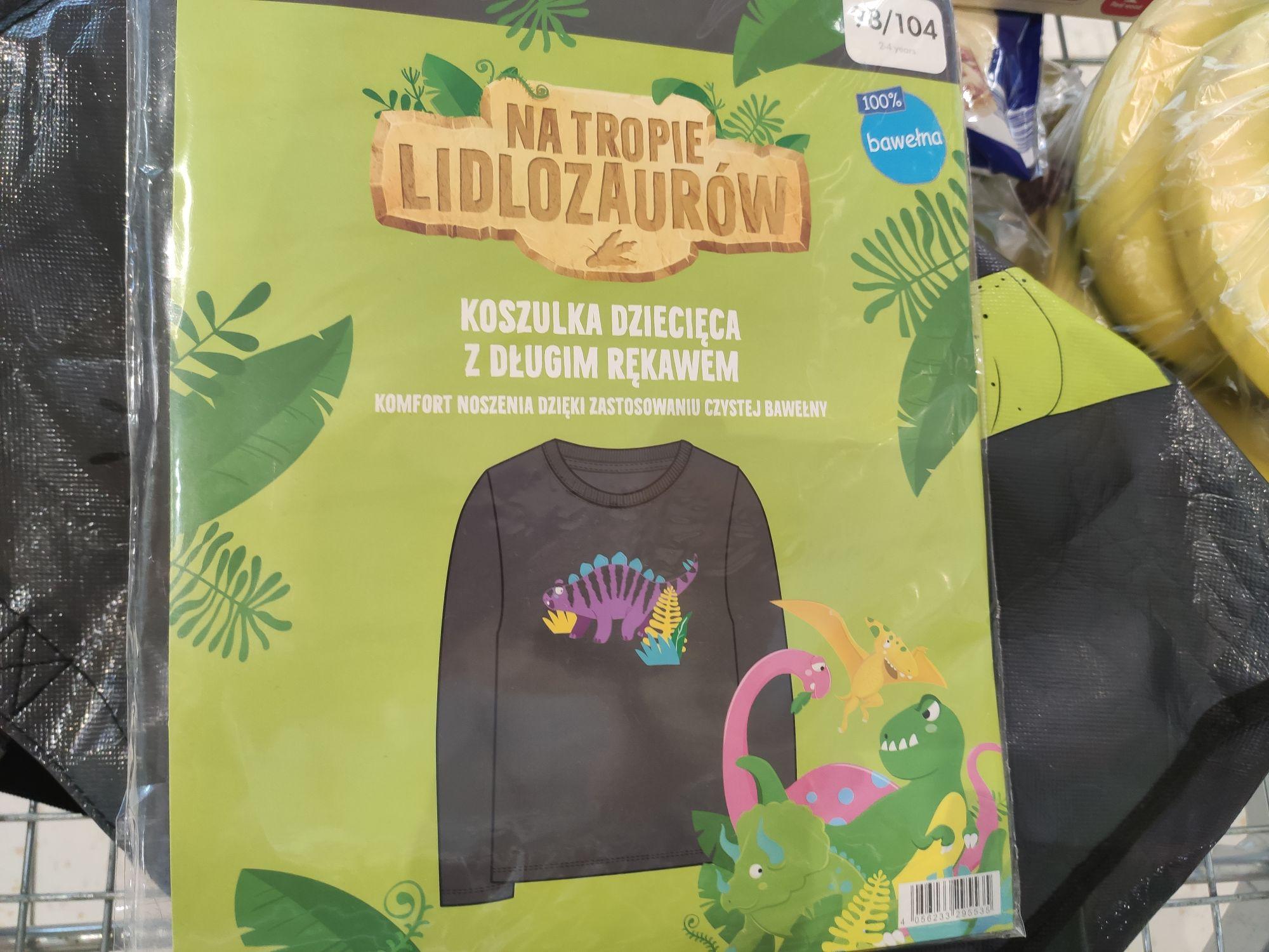 Koszulka dziecięca Lidl
