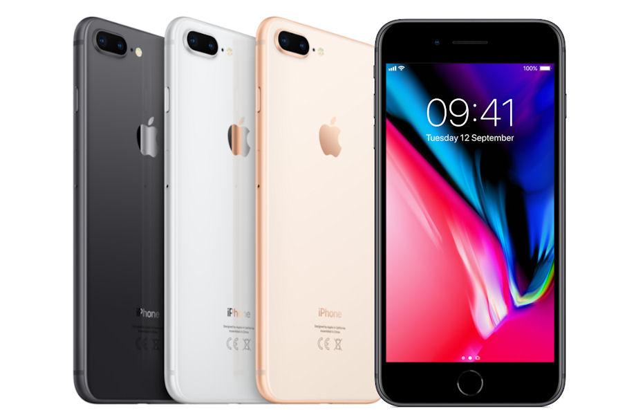 Apple IPhone 8 Plus 64GB Space Gray (stacjonarnie)