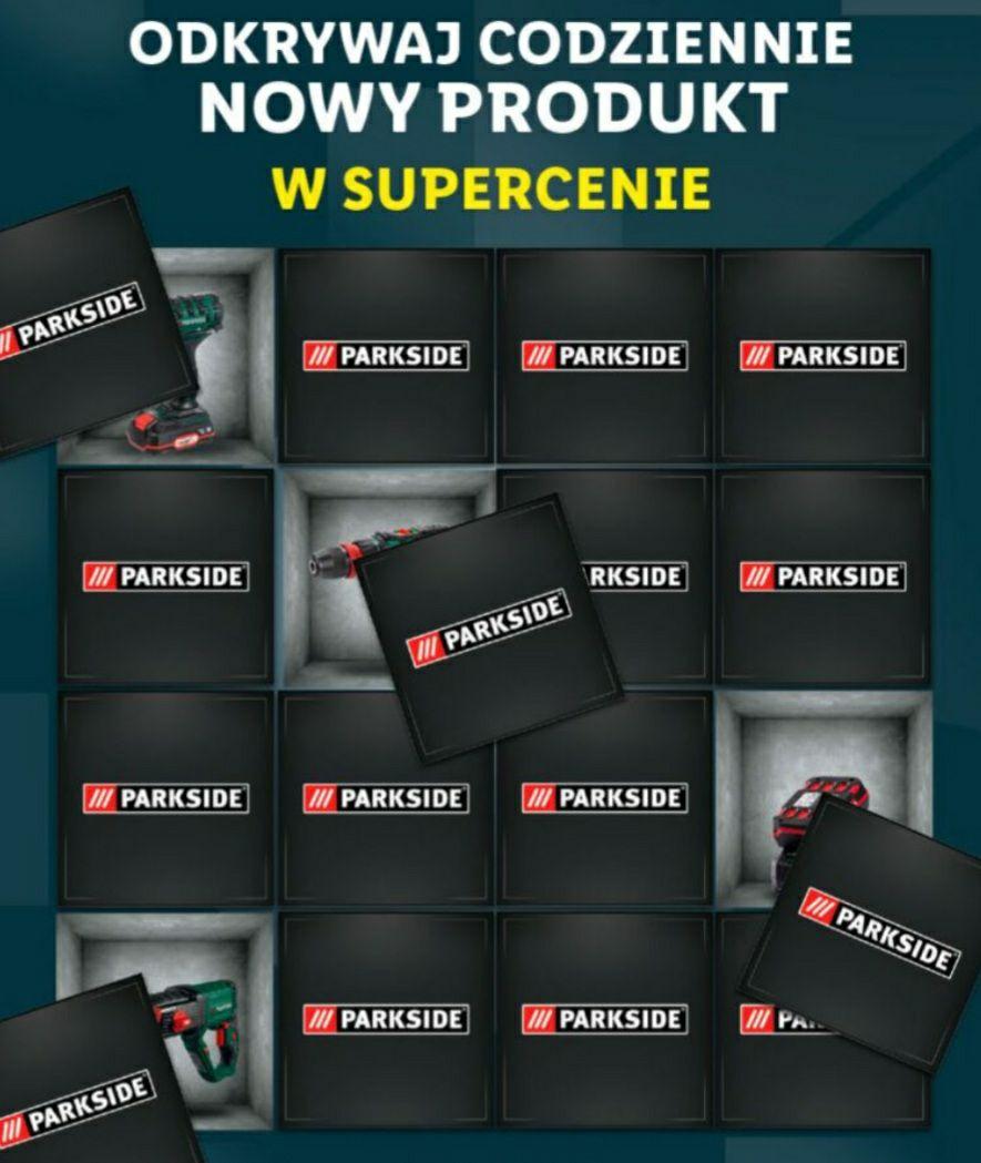 [LIDL] Od 1 czerwca codziennie inny produkt PARKSIDE w supercenie