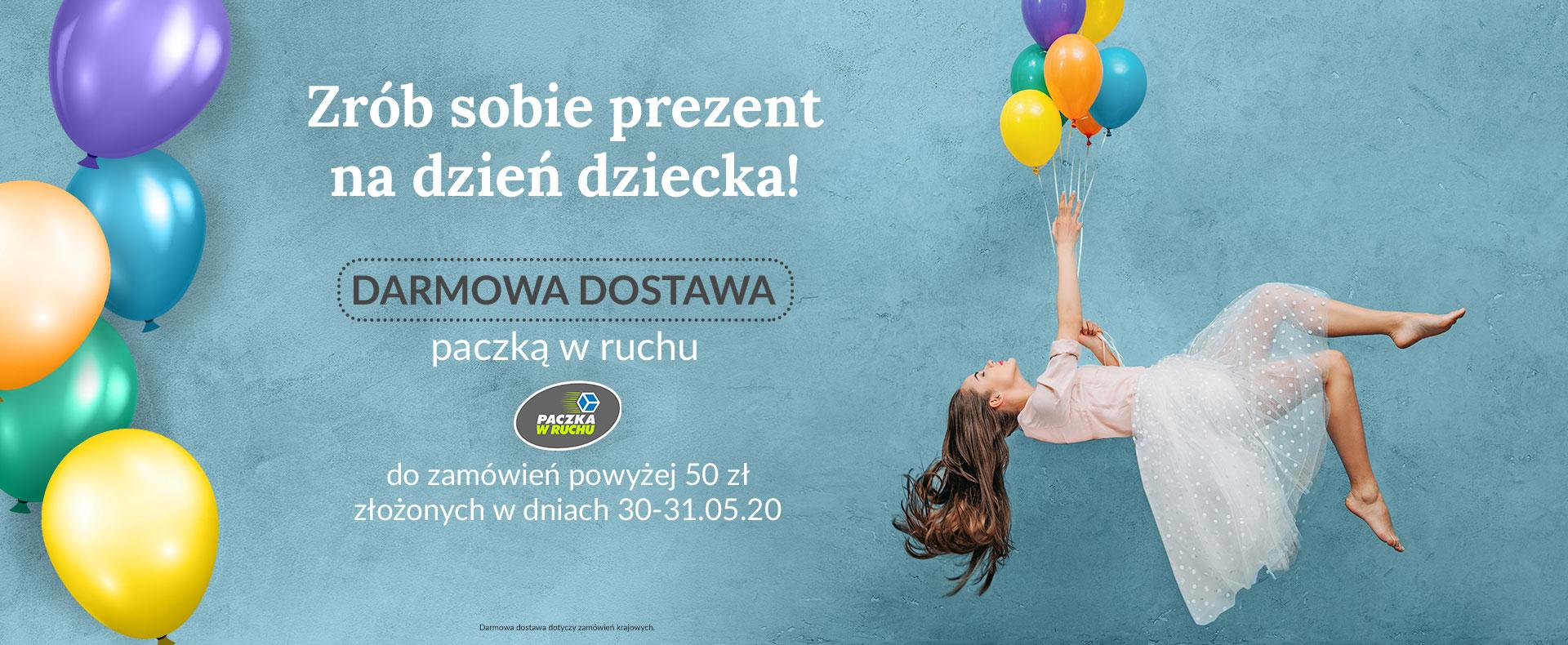 Ezebra.pl - darmowa dostawa dla zamówien powyżej 50 zł