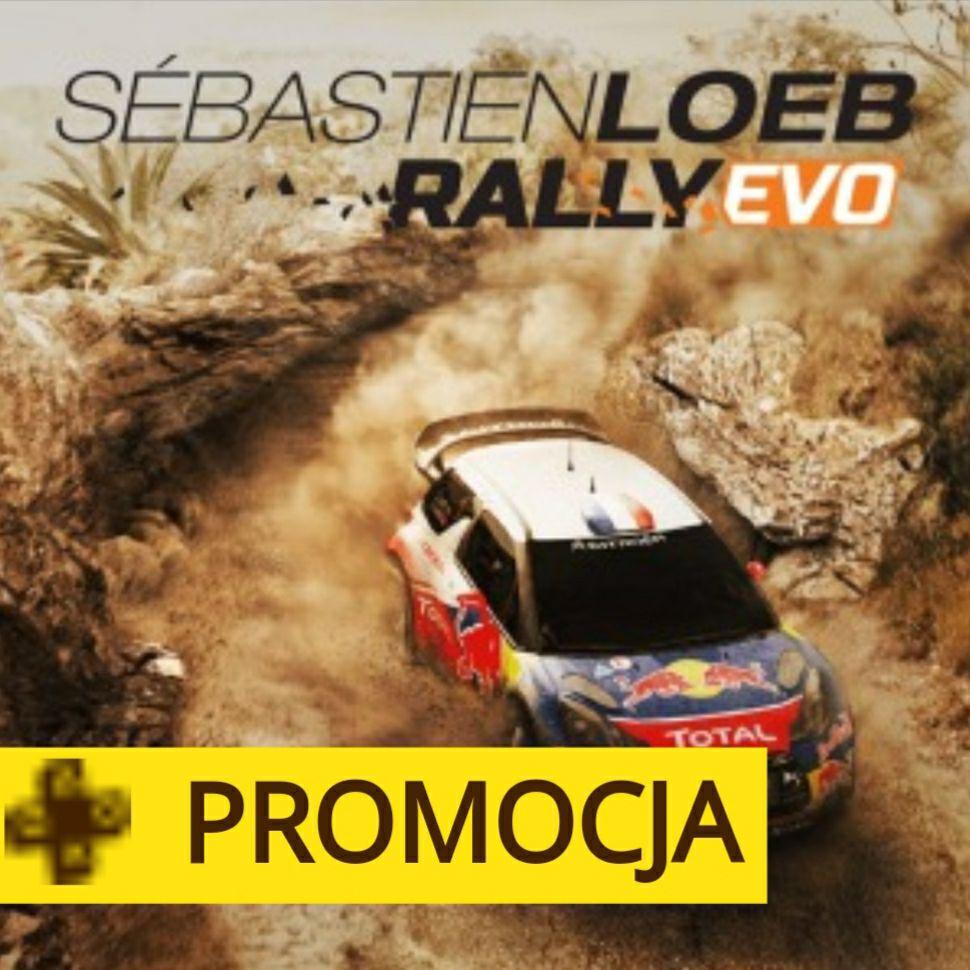 PS4 Sébastien Loeb Rally EVO [dla członków PSPlus]