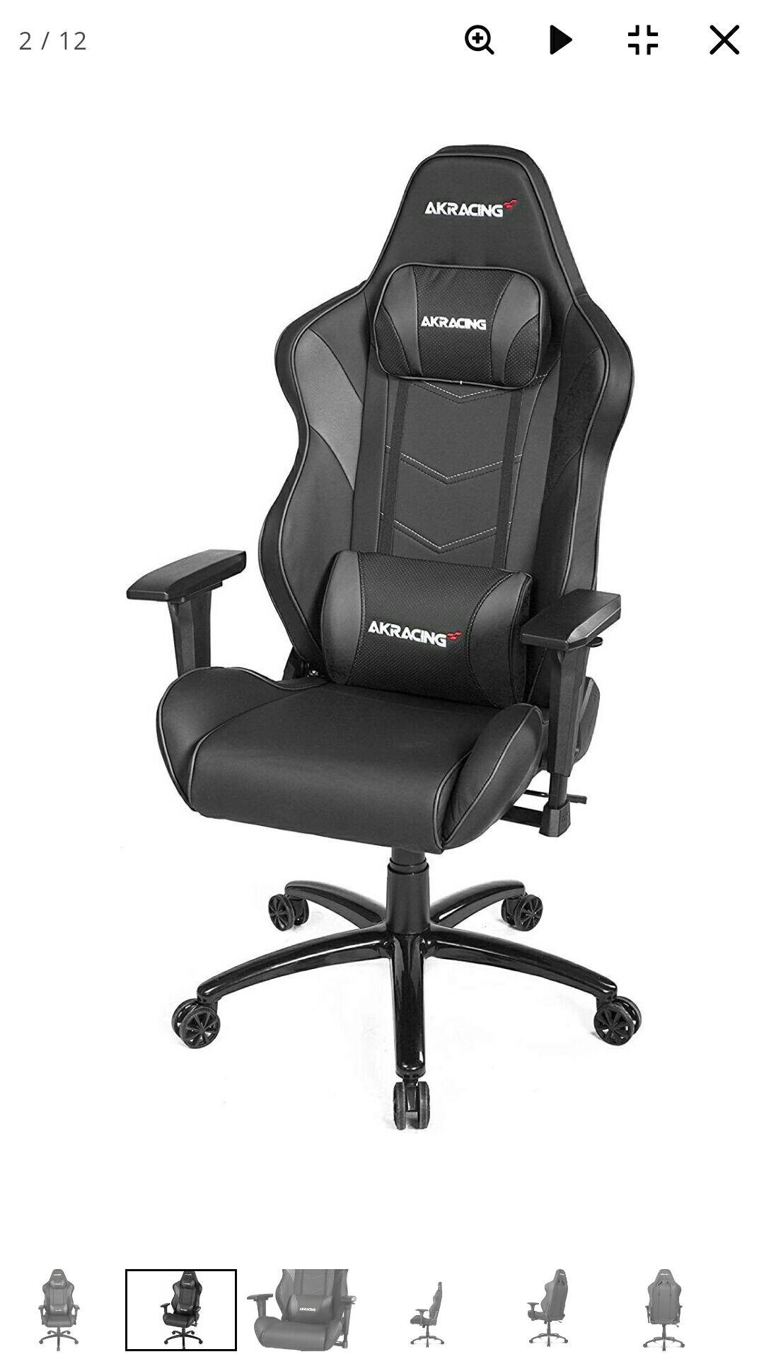 Fotel Akracing Core LX Plus