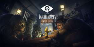 Little Nightmares (Complete Edition) na Nintendo Switch