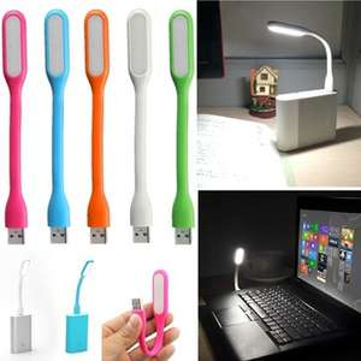 Portable LED USB Light For Computer Notebook PC Laptop Power Bank @Banggood