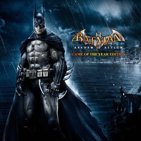 Batman: Arkham Asylum GOTY (PC) klucz Steam od 5,44